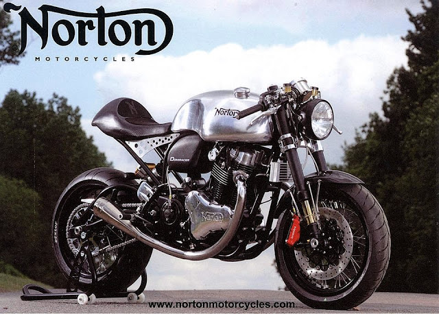Pics Motor Norton Domiracer Caf 232 Racer Limited Edition 2013