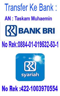 Tranfer Ke Bank :