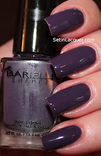 Barielle New York Style Soho at Night nail polish