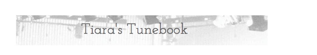 Tiara's Tunebook