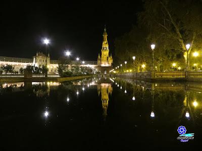 Sevilla - Plaza de España - Aníbal González - 01