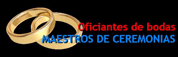 Oficiantes de bodas en Badajoz