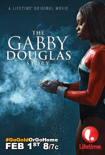 La historia de Gabby Douglas Poster