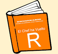 Diccionario Culinario. (R)
