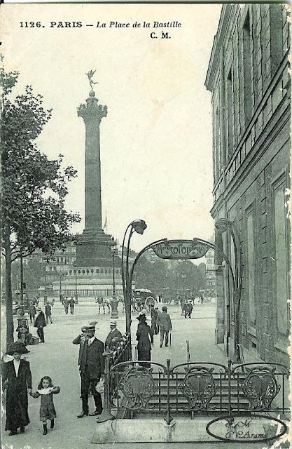 paris bastille exposition