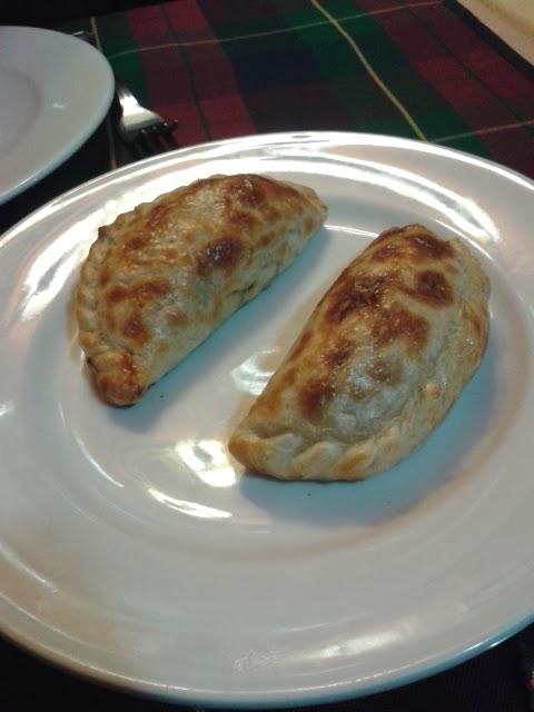 Empanadas argentinas de carne