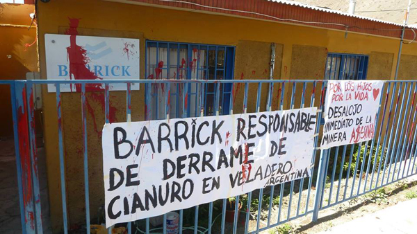 Veladero: