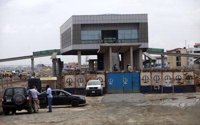 lagos light rail mass transit project