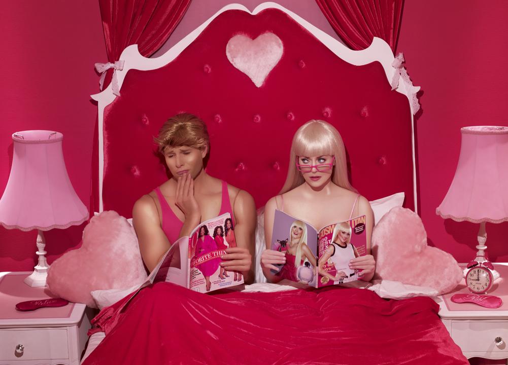creative kulture the nostalgia of barbie ken. Black Bedroom Furniture Sets. Home Design Ideas