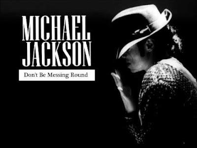 Michael Jackson - Don't Be Messin' Around Lyrics