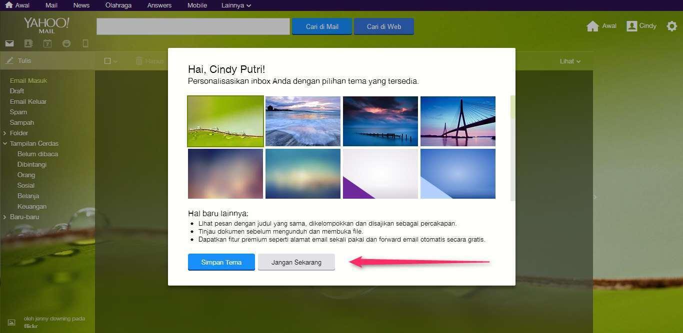 Cara Membuat Email Yahoo 6