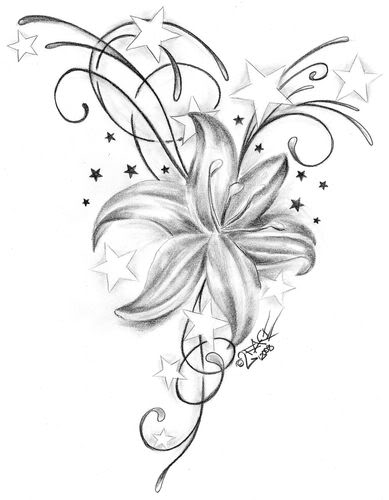 hibiscus flowers tattoos. images lotus flower tattoos