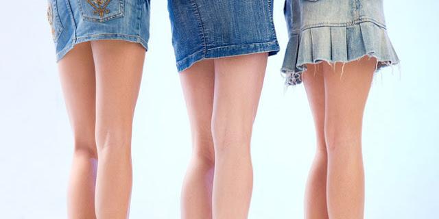 Perempuan di China Tidak Boleh Pakai Rok Mini dan Hot Pants