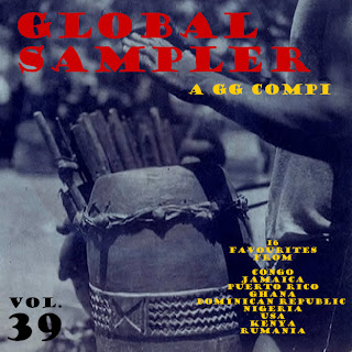 Global Sampler vol. 39 - Various Artists