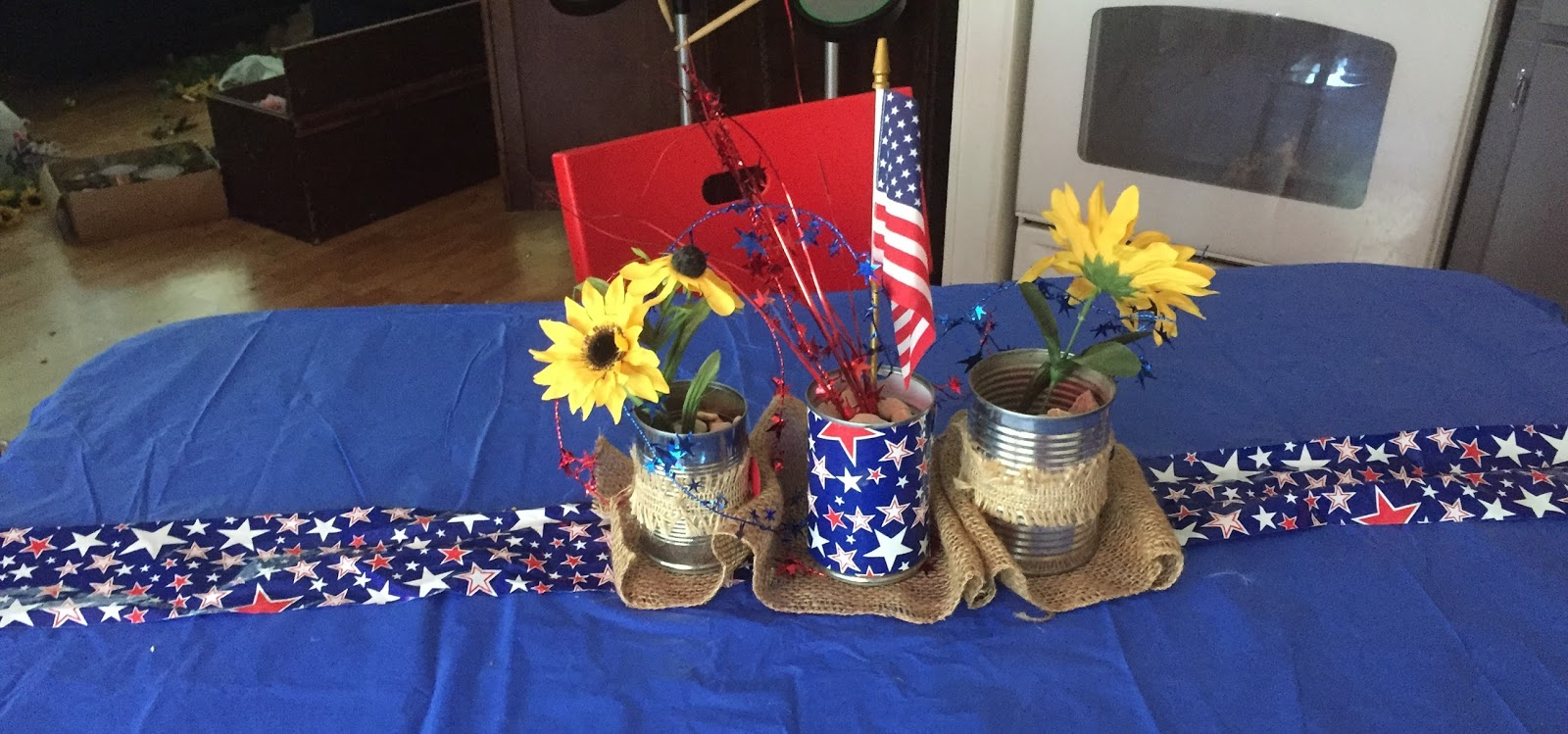 Eagle Party Decorations Straw Bearie Designs Re Using Table Party Decorations