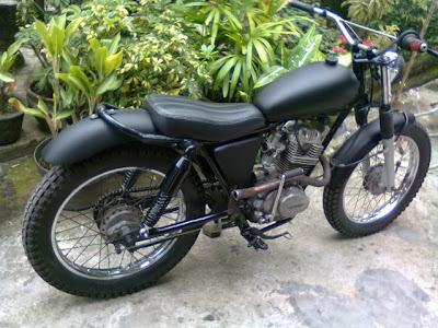 2012 honda cb xl 125 scrambler jap style modif honda cb 100 classic
