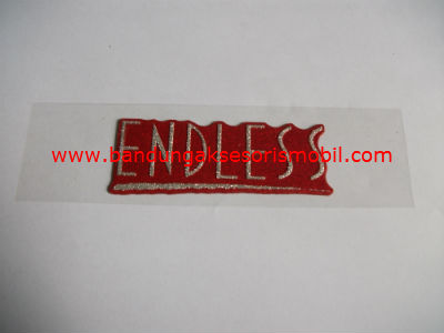 Emblem Metalic Besar Medium Endless