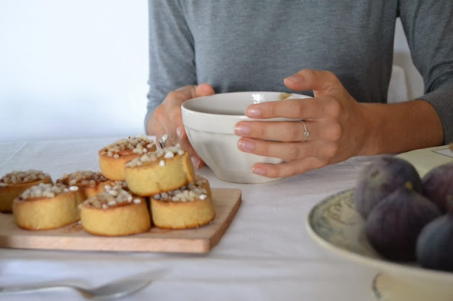 brioches cannelle sans gluten