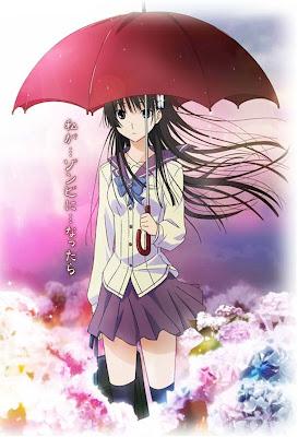 sankarea anime estreno primavera 2012