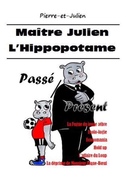 Télécharger le volume 2 de Maitre Julien l'Hippopotame