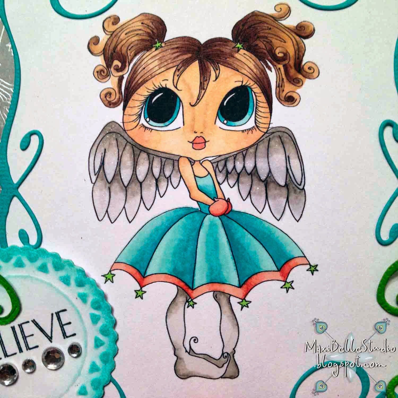 My Besties Sherri Baldy Lil Angel Wings