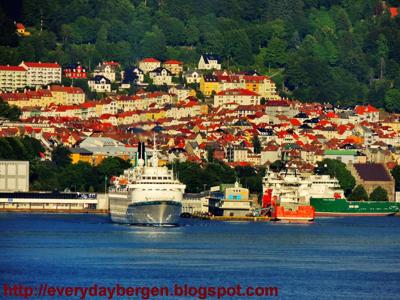Bergen Hordaland Norway