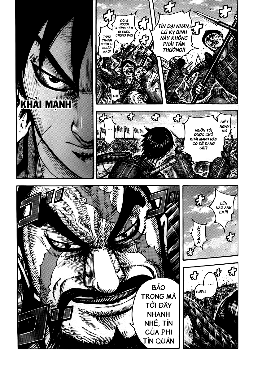 Kingdom Chap 393