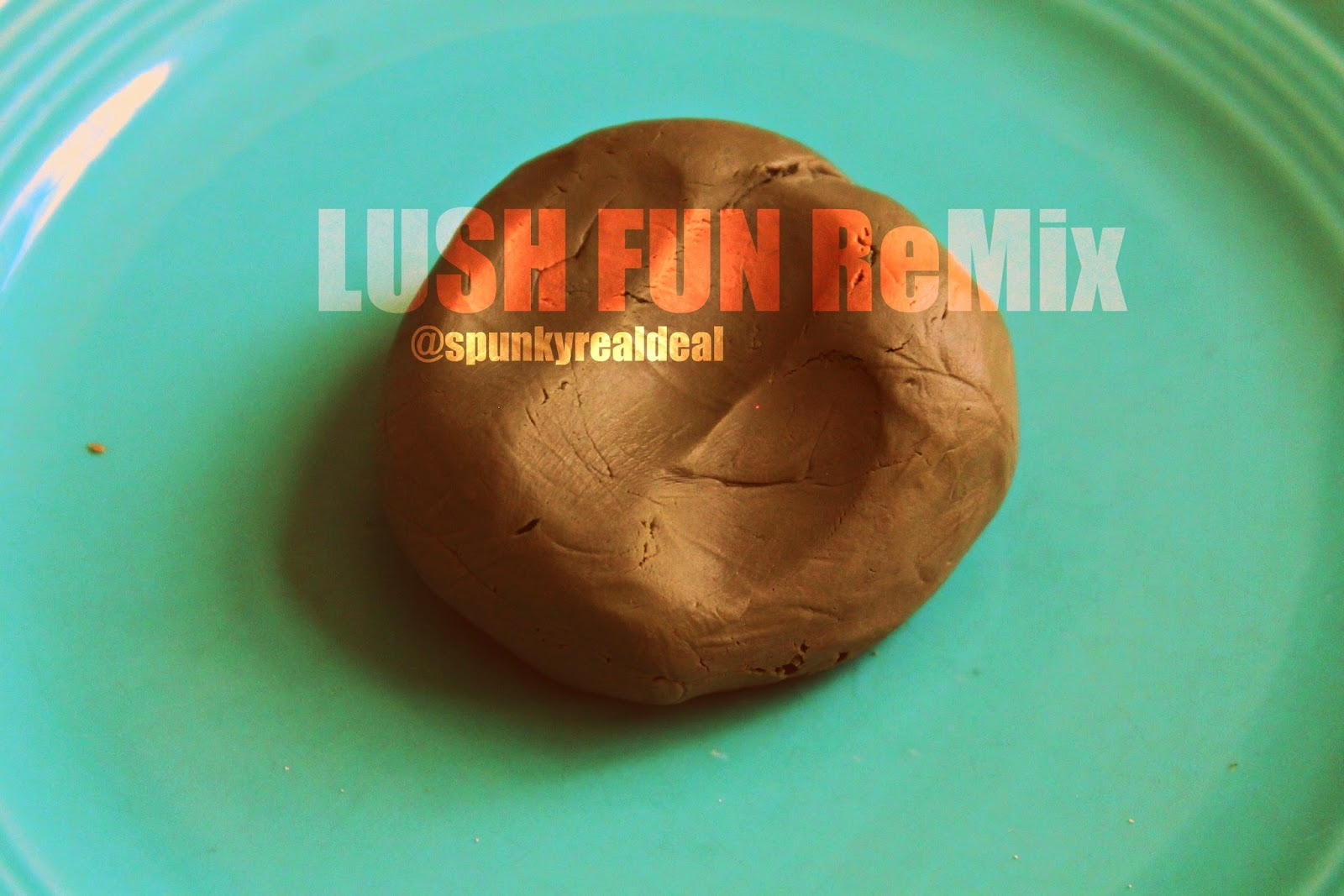 LUSH FUN ReMix Recipe