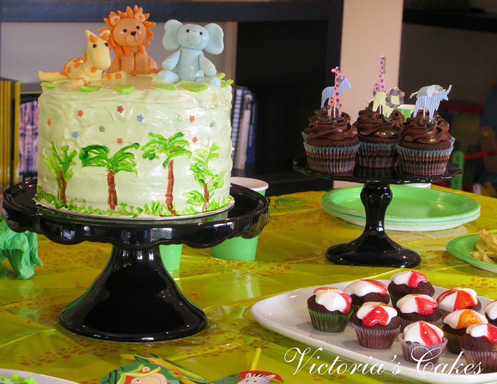 Fiestas Infantiles, Decoración Animales de la Selva, Safari