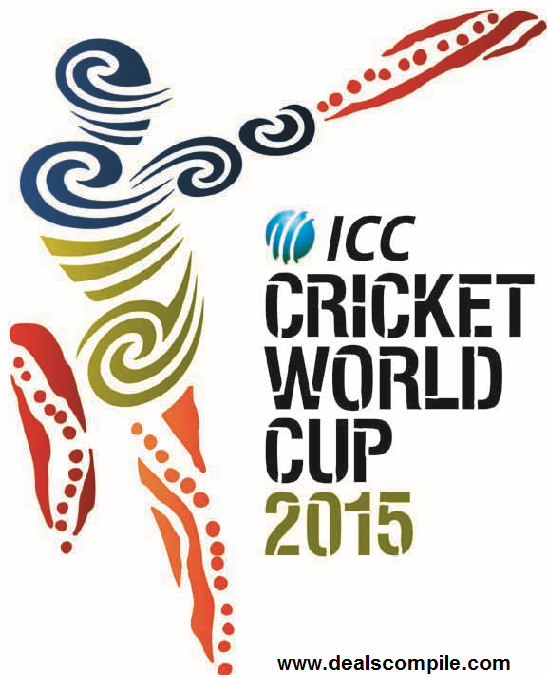 Free Live ICC Cricket World Cup 2015 Score via SMS
