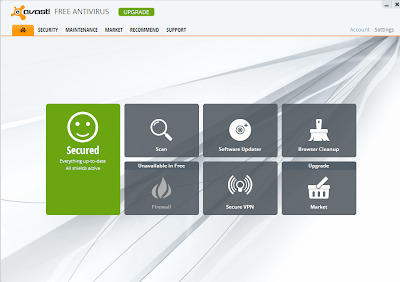 Avast Antivirus 8.0.1483 2013 With Serial Key Full and Final Version Free Download