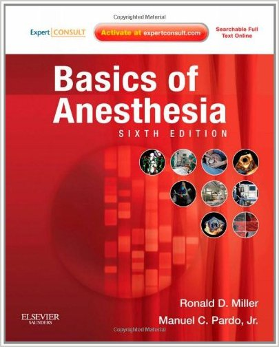 Basics of Anesthesia : Expert Consult 6th Edition PDF