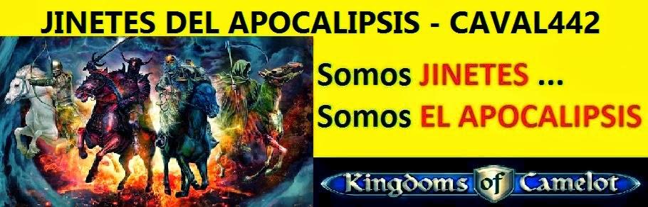 JINETES DEL APOCALIPSIS KOC