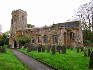 Welford Church, Northamptonshire