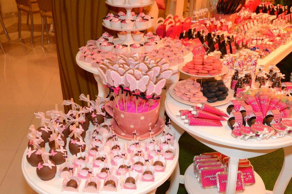 decoracao festa infantil kick buttowski : decoracao festa infantil kick buttowski:Quero Cupcakes: Festa das Borboletas Provençais