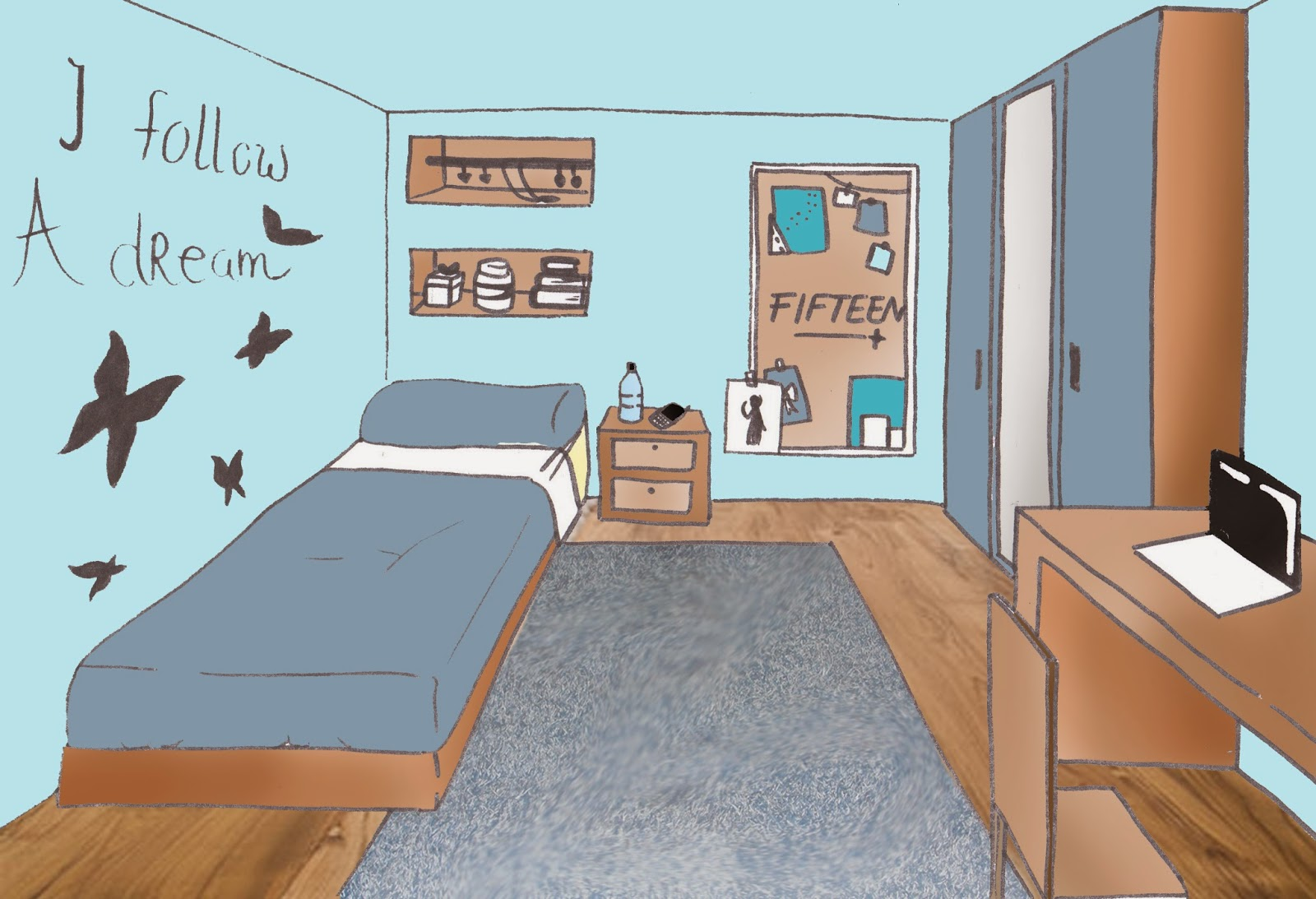 Una nuova stanza ~ ☆ stardoll funworld ☆
