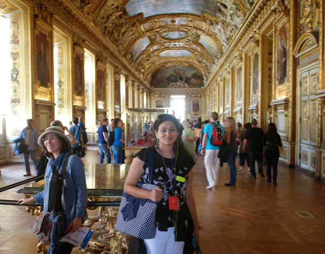 interesting things to see inside Louvre Museum