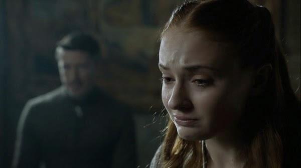 La declaración de Sansa