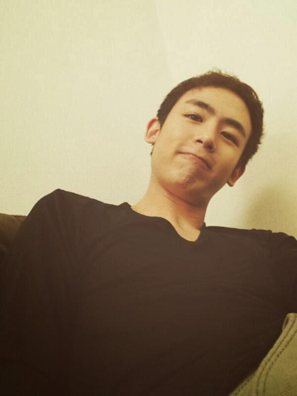 2PM's Nichkhun posts an inspiring message on Twitter ...