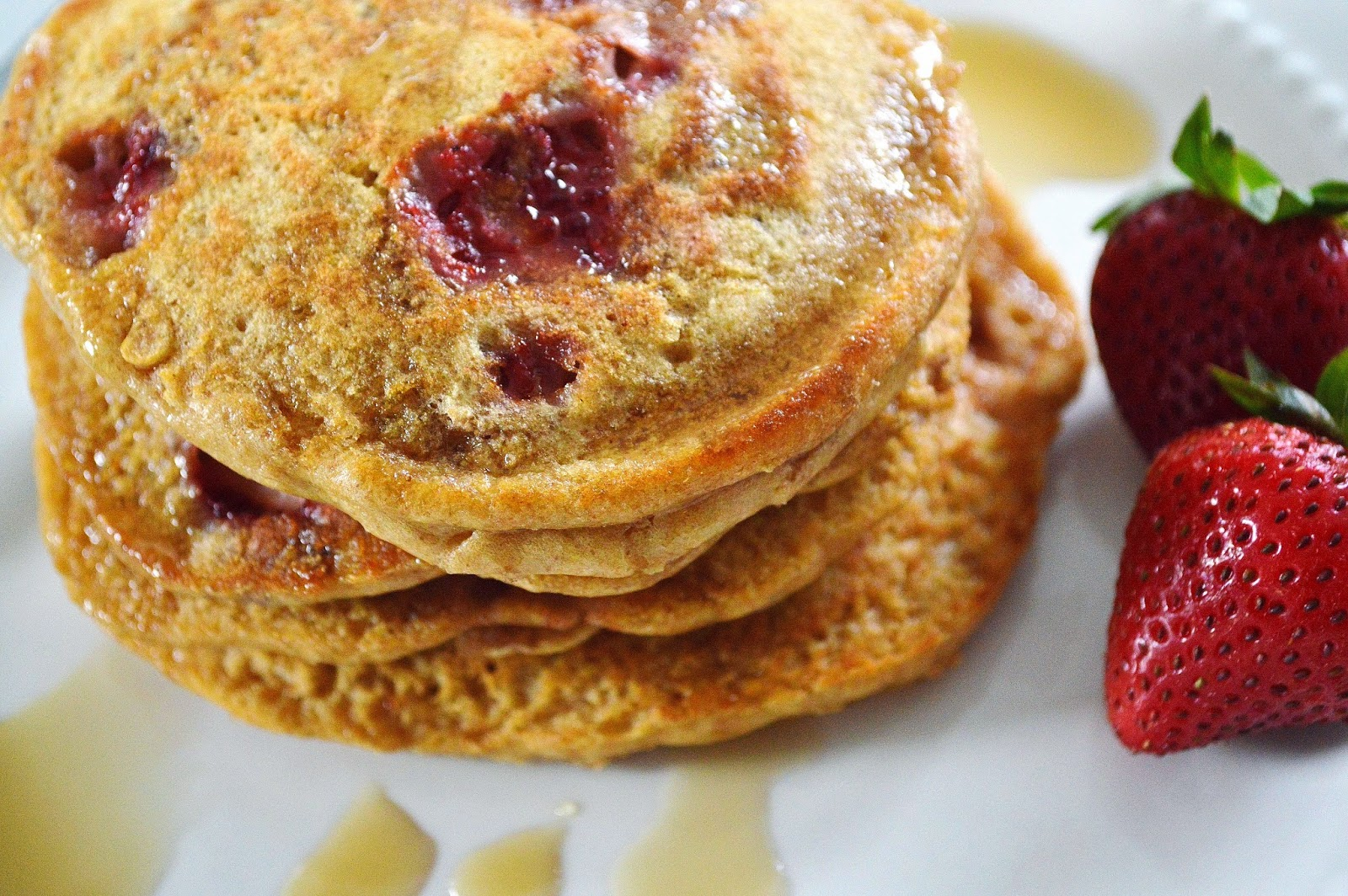 Download image Whole Wheat Strawberry Pancakes PC, Android, iPhone and ...