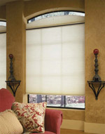 honeycomb blinds installation
