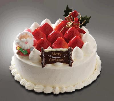 Tarta Merry Christmas