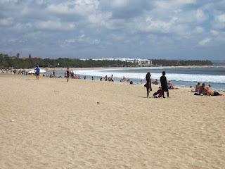 Pantai Kuta Bali yang Mempesona