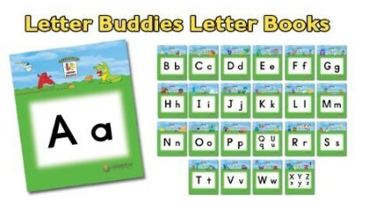 http://www.hameraypublishing.com/inc/sdetail/letter-buddies-letter-books--23-titles-/6269