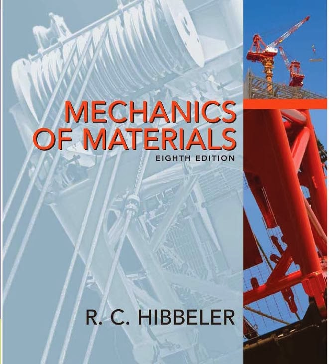 Mechanics of Materials 8th Edition by Russel C. Hibbeler