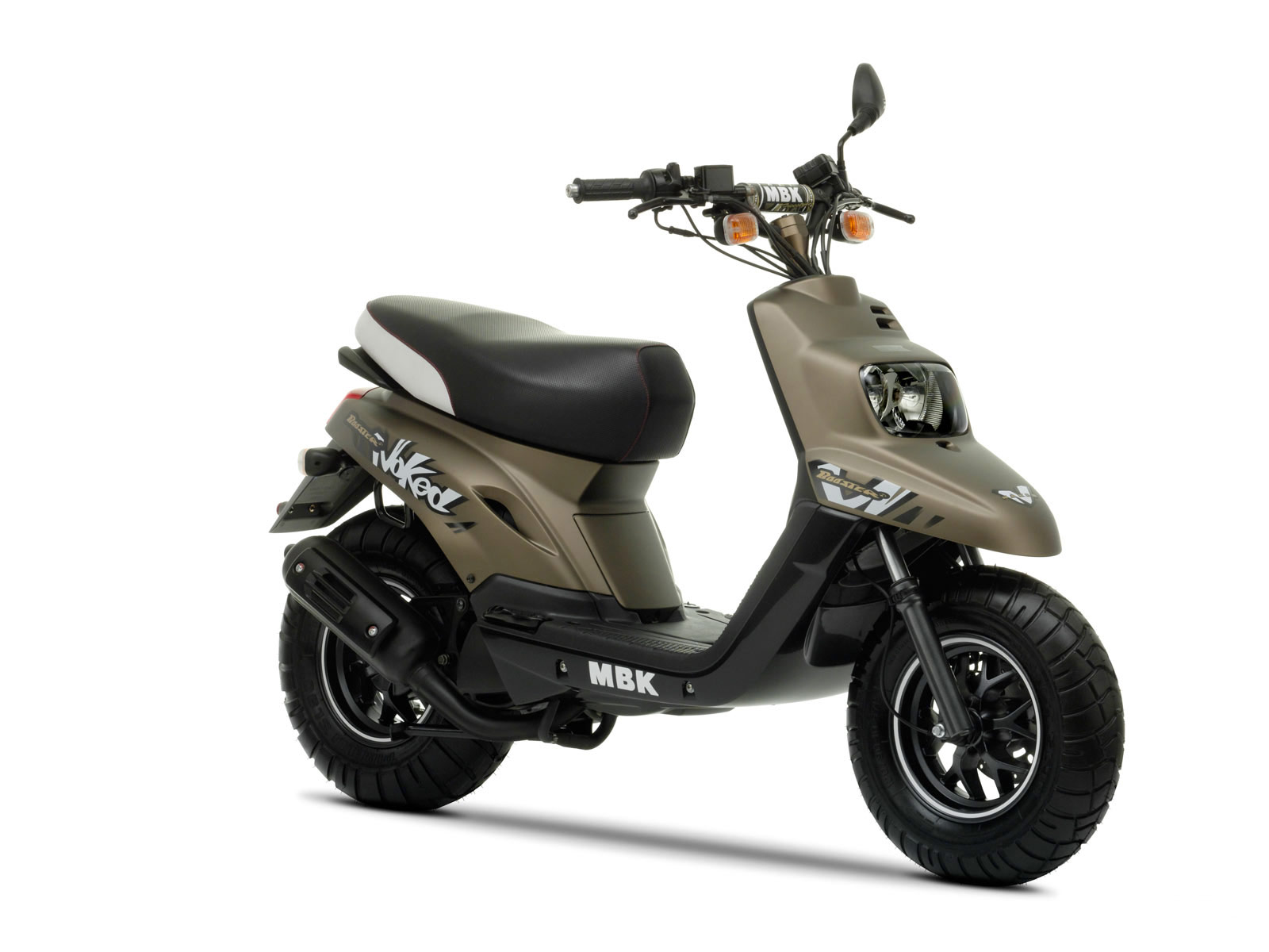 2009 Mbk Booster Naked Scooter Pictures Insurance Info