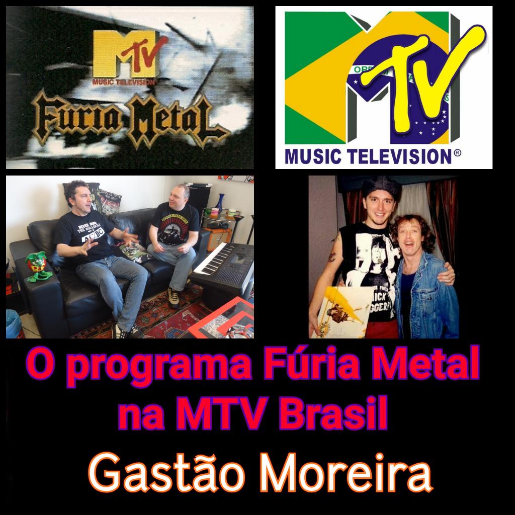Furia Metal na MTV Brasil