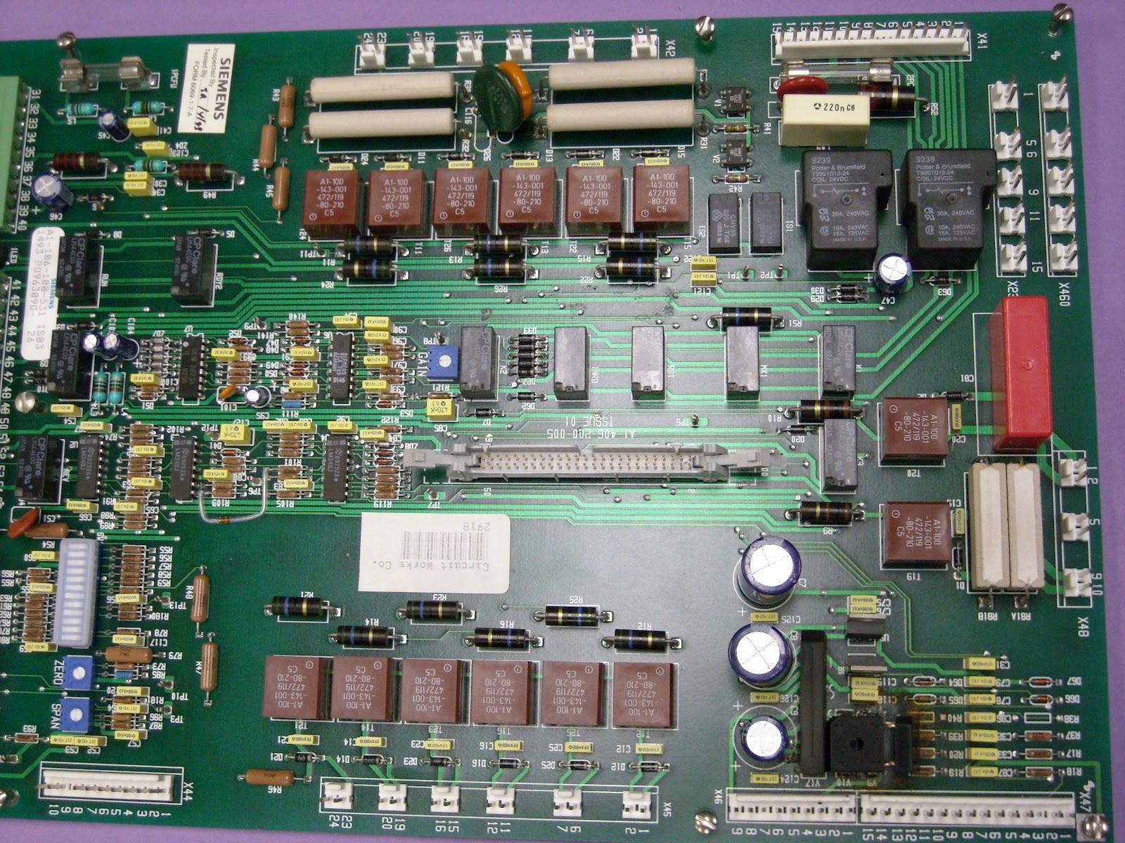 Circuit Works Inc   Siemens A1