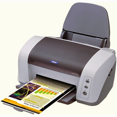 Download Epson Stylus C82WN Ink Jet printers driver and install guide