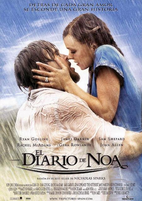 Cartel de El Diario de Noah